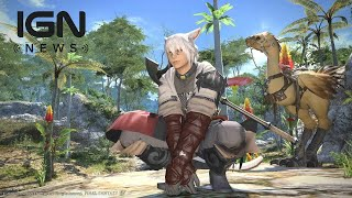 Final Fantasy XIV: Rise of a New Sun Update Release Date Announced - IGN News