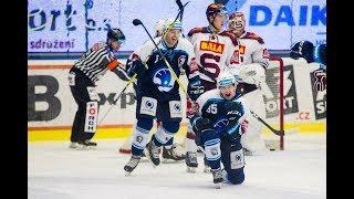 HC Škoda Plzeň - Sparta Praha | 3:1 | Sestřih