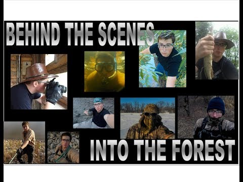 BEHIND THE SCENES: INTO THE FOREST