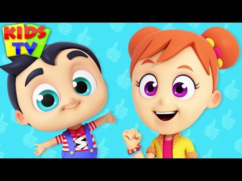 Yes Yes Song | The Supremes Cartoon | Nursery Rhymes & Kids Songs