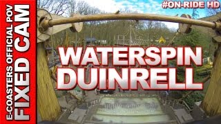WaterSpin - Duinrell | On-Ride (ECam HD)