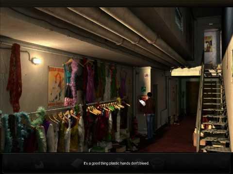 Art of Murder: Hunt for the Puppeteer Walkthrough part 8 |