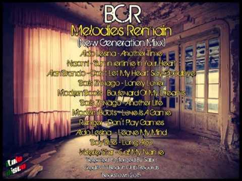 BCR - Melodies Remain (New Generation Mixx) [Italo Disco]