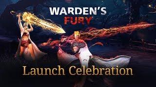 Blade & Soul: Warden's Fury Launch Celebration!