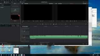 Import Audio in Davinci Resolve it is possible only in wav format