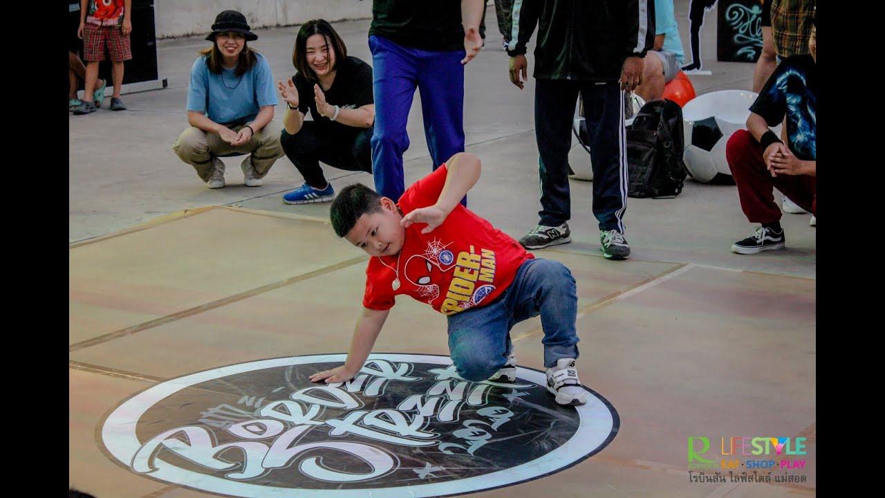 DOLLAR TV : Border Street Dance 2020 (BBOY Battle) #BorderStreetDance2020 #RobinsonMaeSot #MaeSot