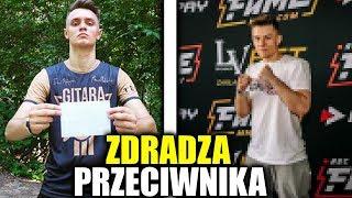 Adrian PolaK vs Dawid Malczynski na FAME MMA 2!