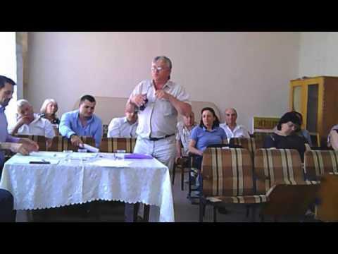 Sedinta Consiliului local Bulboaca din 02.06.2017 Partea 3