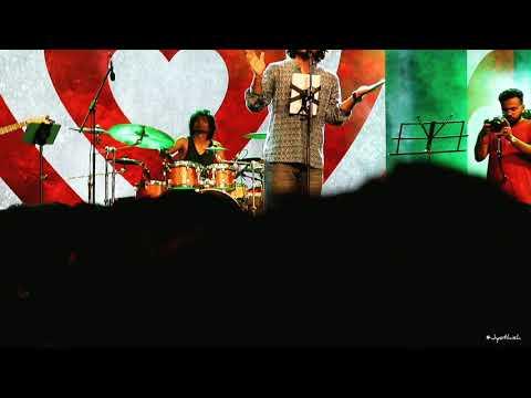 Uyiril Thodum Live ( Kumbalangi Nights | Sooraj Santhosh | Yagna Dhruva 2019 | LBSITW Trivandrum