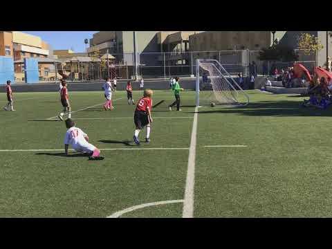 Olé Soccer Club B07R vs Glendale FC  Gold 2017