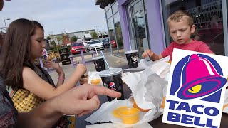 First Time At Taco Bell in The UK