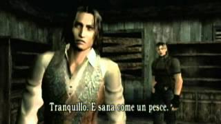 Resident Evil 4 Wii Edition [7] In Fuga! Con Louis Contro L
