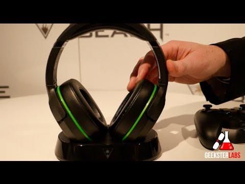 Turtle Beach Xbox One Elite 800X Surround Sound Wireless Gaming Headset  Headphones