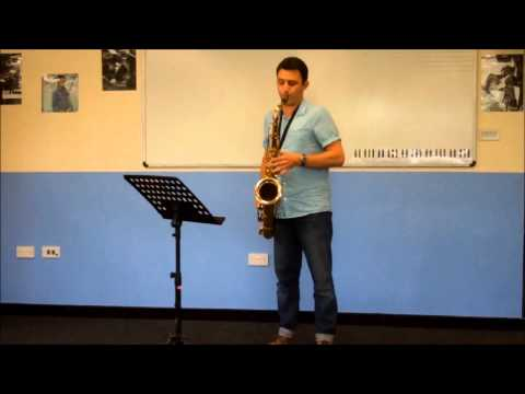 Sil Austin - Golden Tenor Sax By Request