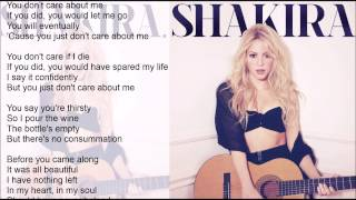 Shakira - you don
