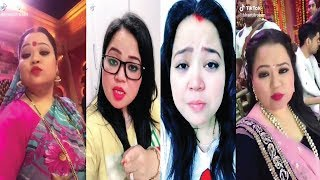 Bharti Singh Cute Tiktok musically Videos | Bharti Singh Funny Videos Best Report  2018