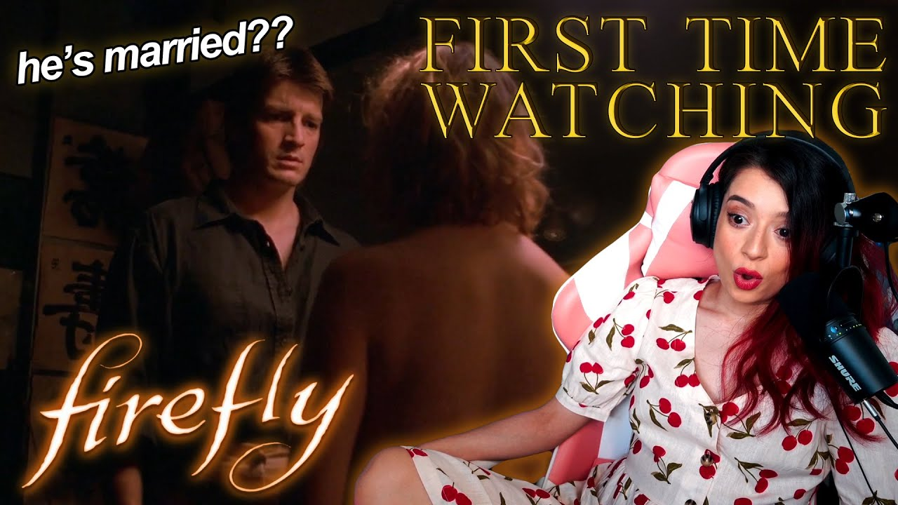 """Download FIRST TIME WATCHING:  Firefly Season 1 Episode 5 """"Mrs Reynolds"""" Reaction & Review"""