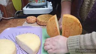 Эксперимент не удался Вскрываю сыр КАЧОТТА За рецептом к Оле ЛПХ Ерёма не ПОЖАЛЕЕТЕ