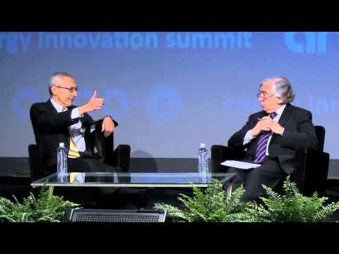 Fireside Chat: Dr. Ernest Moniz and John Podesta