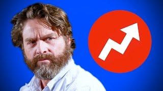 Zach Galifianakis Gives BuzzFeed Work Advice