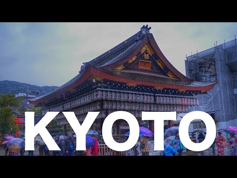 Kyoto: One Week of Food