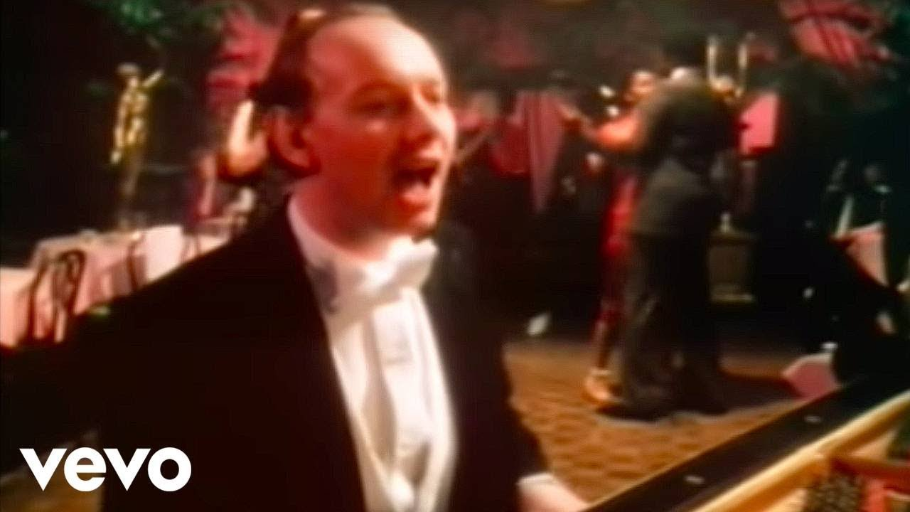 Flashback Video: 'Steppin' Out' by Joe Jackson