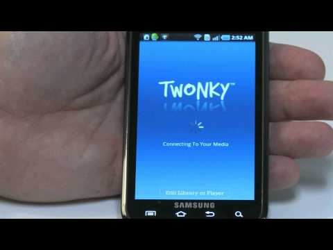 Twonky Mobile App