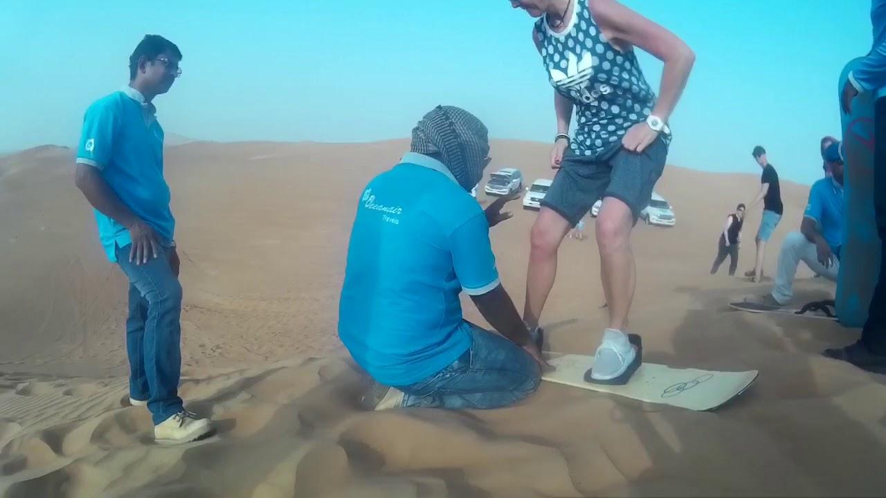 Oceanair Travels Desert Safari (During Ramadan)