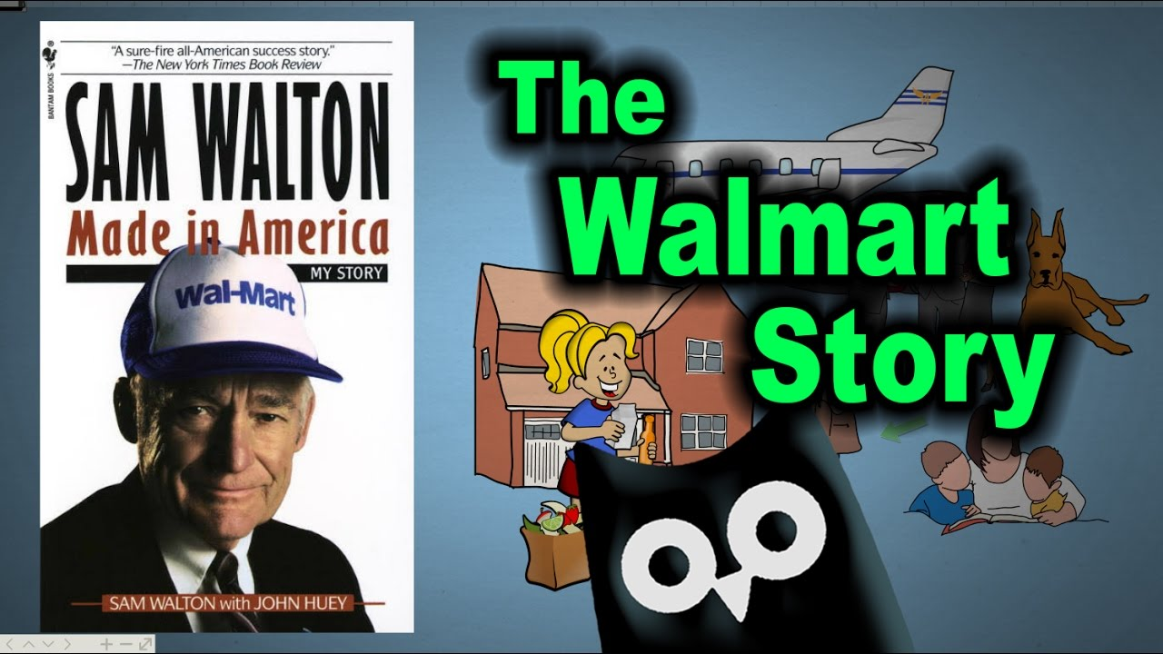 a biography of sam walton the founder of wal mart Sam walton: sam walton, american retail magnate who founded (1962) wal-mart stores, inc, which became the largest retail store chain in the united states.