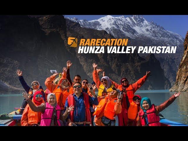 Rarecation 61 Pakistan , Hunza Valley