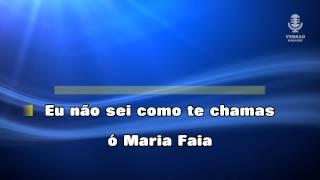 ♫ Karaoke MARIA FAIA   - Banda Íris