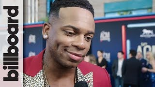 Jimmie Allen Shares His Definition of Country Music | ACM Awards