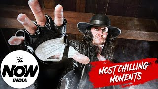 Undertaker's Most Chilling Moments: WWE Now India