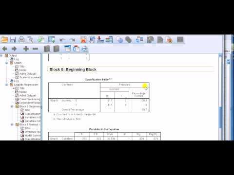 Identifying Outliers in SPSS von YouTube · Dauer:  10 Minuten 13 Sekunden