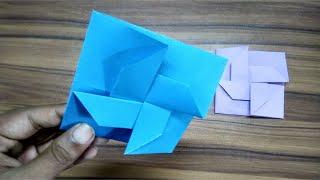 How to make Origami Envelope Letter Easily - Easy Envelope Tut…