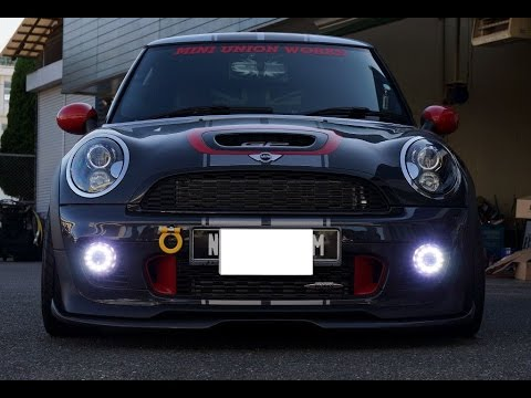 iJDMTOY Mini Cooper LED Halo Ring DRL/Foglight Wiring Guide on