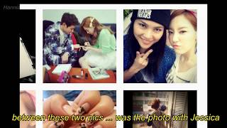 Why Taeyeon deleted pics about Jessica's Birthday ? - Stafaband