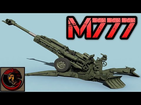 M777 155mm Howitzer Review