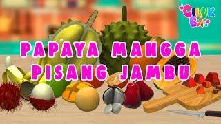 Download Mp3 Pepaya Mangga Pisang Jambu   Lagu Anak Populer   Cilukba