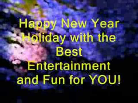 1Best New Year Holiday Entertainment  by Stream Information Brokers