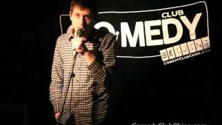 Comedy Club China [Jan 12, 2012] SET #1
