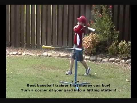Baseball Training Equipment - Backyard Batting Machine