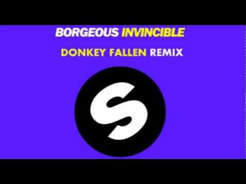 Borgeous - Invincible (Donkey Fallen Remix)