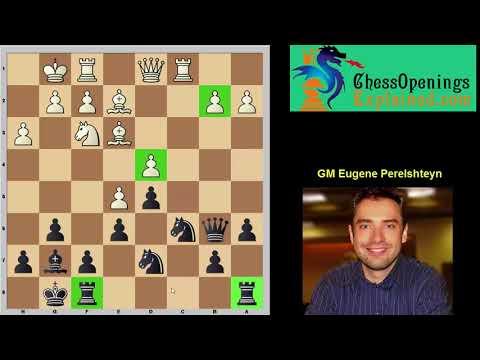 GM Perelshteyn teaches you how to play Accelerated Dragon vs Nf3,c3 Sicilian