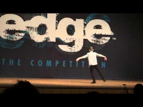 Joshua Dias - tap solo - 2-28-2016. Choreographer - Lee Raney 'Complicated '