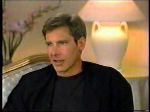 Indiana Jones & The Last Crusade Entertainment Tonight Interview w/ Harrison Ford