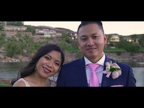 DragonRidge Country Club - Las Vegas Wedding Videographers