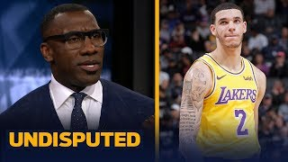 Lakers trading Lonzo Ball for Bradley Beal 'would be a good deal' —Shannon Sharpe   NBA   UNDISPUTED