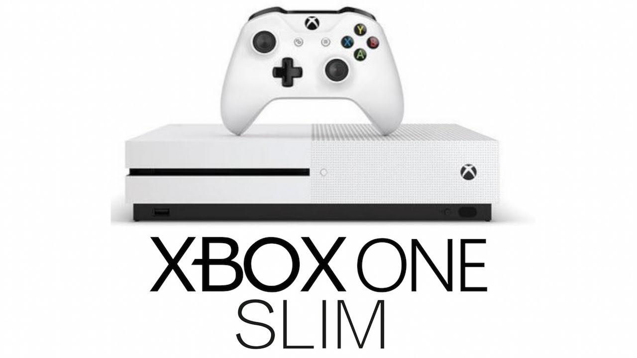 XBOX ONE SLIM LEAKED 40 Smaller 4K New Controller Xbox One S