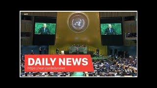 Daily News - North Korea, Iran is likely to dominate UNGA Trumps